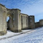 Vue du château, (©Département de l'Aisne)