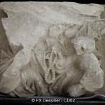 Culot-sculpte du début du 15eme siècle